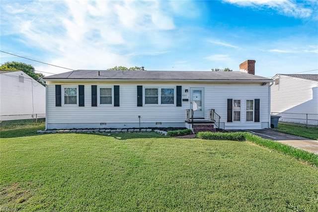 4802 81st St, Hampton, VA 23605 (#10376175) :: Berkshire Hathaway HomeServices Towne Realty
