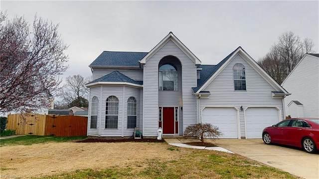 819 Sheffield St, Hampton, VA 23666 (#10376209) :: Team L'Hoste Real Estate