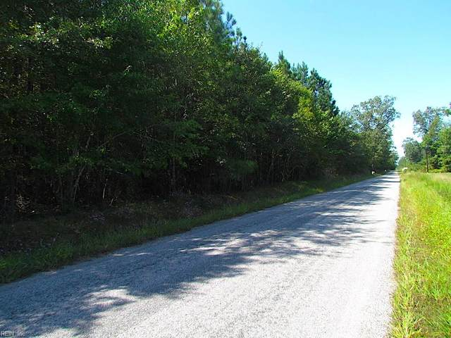 3 Ac Warrique Rd, Southampton County, VA 23866 (#10376213) :: RE/MAX Central Realty