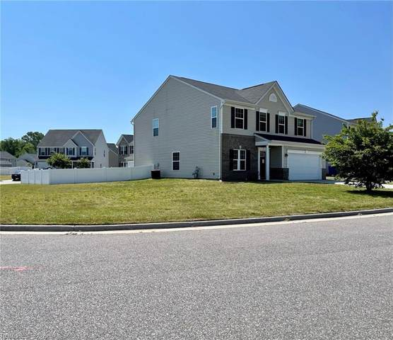 516 Loggerhead Dr, Newport News, VA 23601 (#10376225) :: Rocket Real Estate