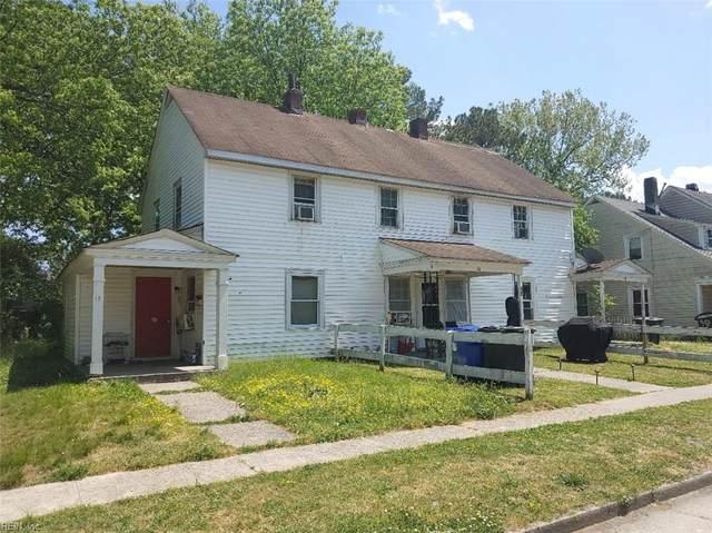 16 Farragut St, Portsmouth, VA 23702 (#10376241) :: Kristie Weaver, REALTOR
