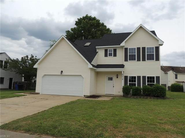 4012 Ebbtide Dr, Portsmouth, VA 23703 (#10376254) :: Rocket Real Estate