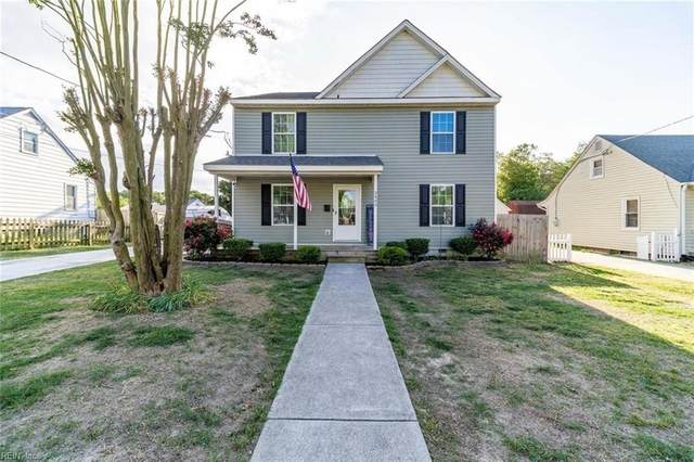 3445 E Bonner Dr, Norfolk, VA 23513 (#10376268) :: Rocket Real Estate