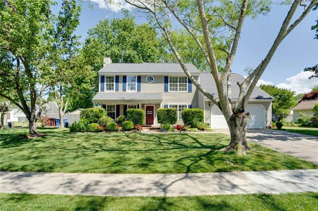 513 Sydenham Blvd, Chesapeake, VA 23322 (#10376341) :: Tom Milan Team