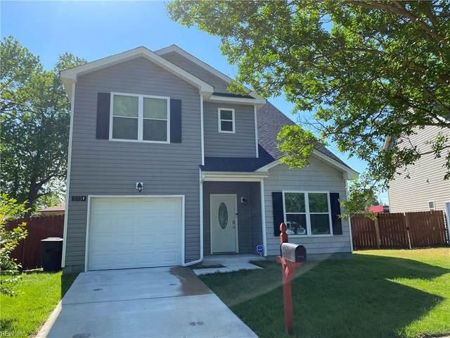 215 York Dr B, Portsmouth, VA 23702 (#10376361) :: Team L'Hoste Real Estate