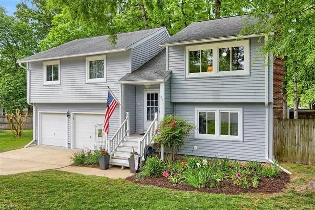 251 Castle Keep Ct, Newport News, VA 23608 (#10376368) :: Team L'Hoste Real Estate