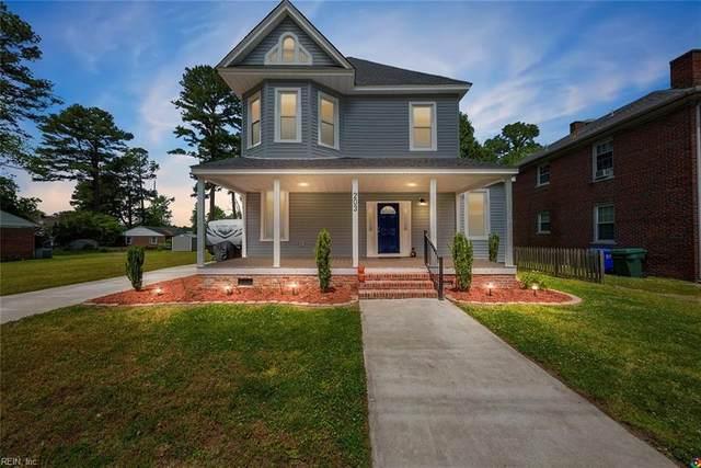 203 Park Rd, Suffolk, VA 23434 (#10376372) :: The Kris Weaver Real Estate Team