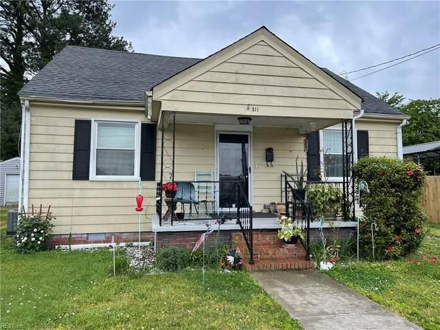 311 Allen Rd, Portsmouth, VA 23702 (#10376406) :: Kristie Weaver, REALTOR