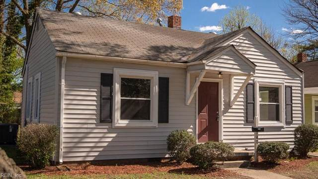 40 Harvard Rd, Portsmouth, VA 23701 (#10376415) :: Atlantic Sotheby's International Realty