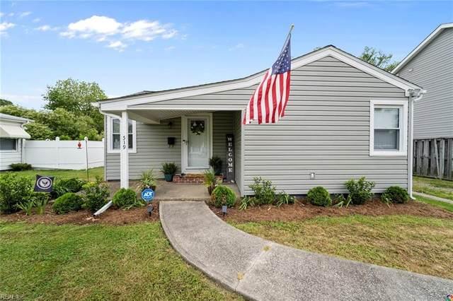 519 Leonard Rd, Norfolk, VA 23505 (#10376416) :: Rocket Real Estate