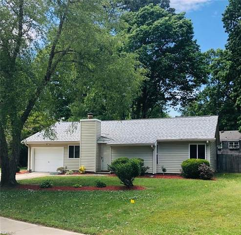 707 Galahad Dr, Newport News, VA 23608 (#10376419) :: Team L'Hoste Real Estate
