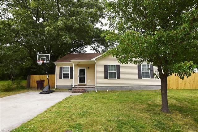 609 Wilton St, Chesapeake, VA 23324 (#10376448) :: Kristie Weaver, REALTOR