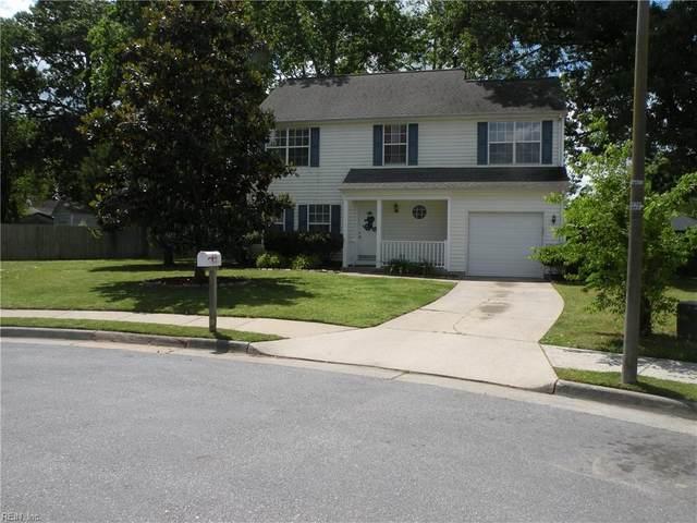 14 Josephs Xing, Hampton, VA 23669 (#10376456) :: Kristie Weaver, REALTOR