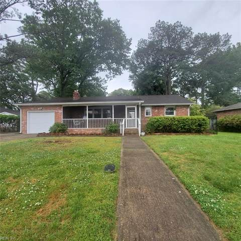 16 Kennedy Dr, Portsmouth, VA 23702 (#10376470) :: Atlantic Sotheby's International Realty