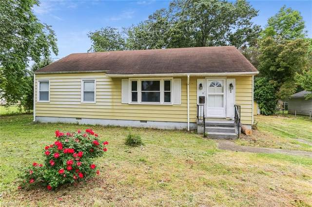 1 Sperry Ct, Hampton, VA 23669 (#10376492) :: Kristie Weaver, REALTOR