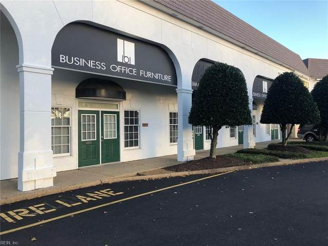 332 N Great Neck Rd #106, Virginia Beach, VA 23454 (#10376504) :: Atlantic Sotheby's International Realty