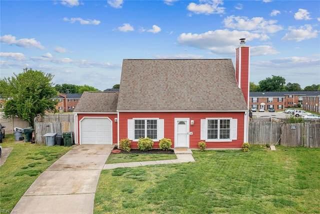 41 Westbriar Dr, Hampton, VA 23666 (#10376575) :: Team L'Hoste Real Estate