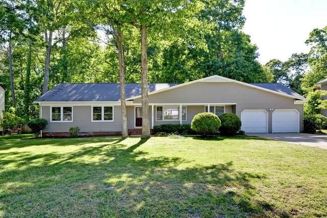 206 Aspen Blvd, York County, VA 23692 (#10376580) :: Atkinson Realty