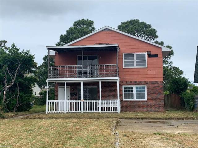 3811 Pretty Lake Ave, Norfolk, VA 23518 (#10376585) :: Kristie Weaver, REALTOR