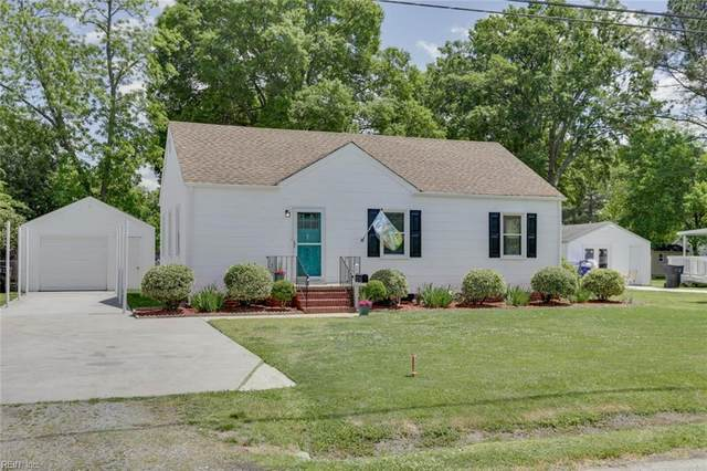 605 Whitestone Ave, Portsmouth, VA 23701 (#10376599) :: RE/MAX Central Realty
