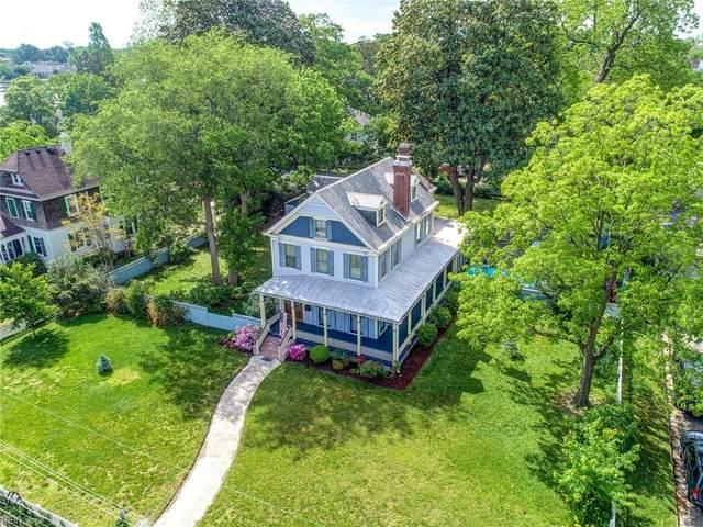 334 E Pembroke Ave, Hampton, VA 23669 (#10376600) :: The Kris Weaver Real Estate Team