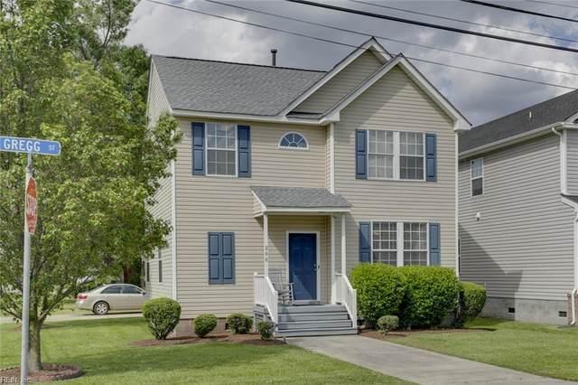 200 Gregg St, Chesapeake, VA 23320 (#10376603) :: Kristie Weaver, REALTOR