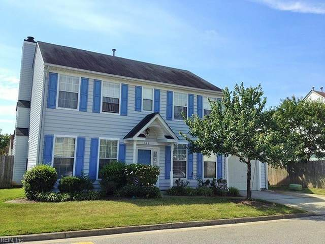 501 Oak Lake Ter, Chesapeake, VA 23320 (#10376637) :: Abbitt Realty Co.