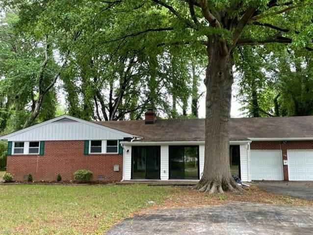 148 Westbrook Dr, Hampton, VA 23666 (#10376652) :: Berkshire Hathaway HomeServices Towne Realty