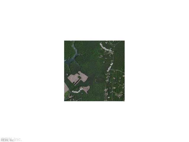 11+ac Woodland Dr, Gloucester County, VA 23061 (#10376682) :: The Kris Weaver Real Estate Team