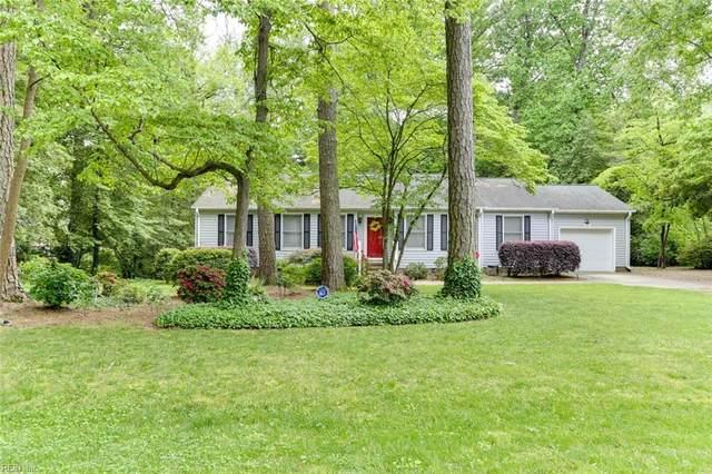 2842 John Rolfe Rd, Gloucester County, VA 23072 (#10376693) :: Abbitt Realty Co.