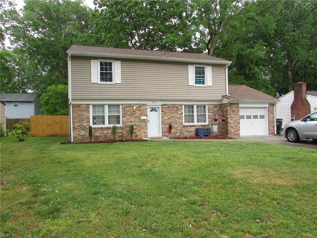 704 Northgate Ct, Virginia Beach, VA 23452 (#10376713) :: Kristie Weaver, REALTOR