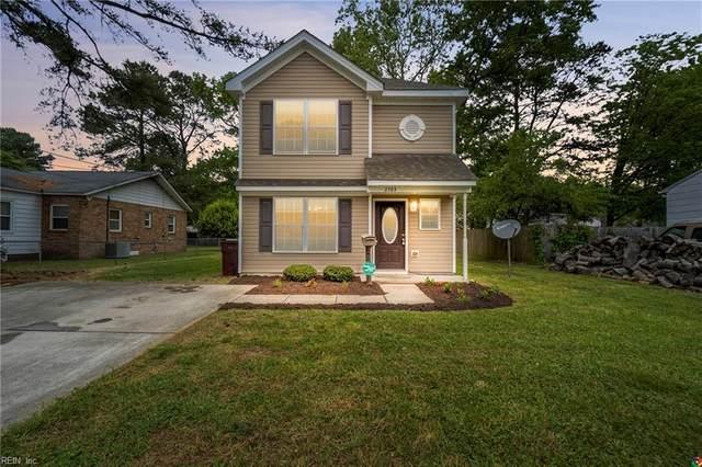 2703 Mark St, Chesapeake, VA 23324 (#10376727) :: Rocket Real Estate