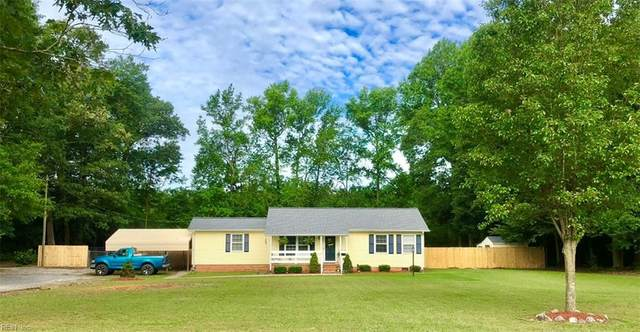 28472 Delaware Rd, Southampton County, VA 23851 (#10376740) :: Berkshire Hathaway HomeServices Towne Realty