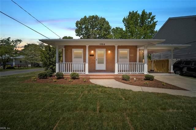 1264 Strand St, Norfolk, VA 23513 (#10376742) :: Rocket Real Estate
