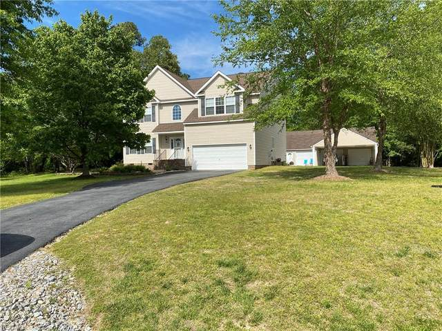 94 Kings Point Ave, Isle of Wight County, VA 23430 (#10376760) :: Team L'Hoste Real Estate