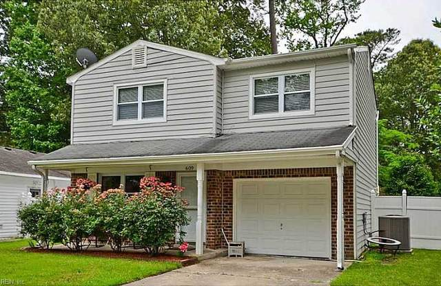 609 Grant Ave, Virginia Beach, VA 23452 (#10376767) :: Kristie Weaver, REALTOR