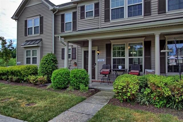 3136 Weathers Blvd 4B, James City County, VA 23168 (#10376772) :: Kristie Weaver, REALTOR