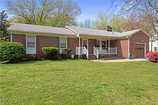 121 Freemoor Dr, Poquoson, VA 23662 (#10376787) :: Crescas Real Estate