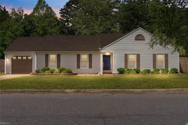 1324 New Mill Dr, Chesapeake, VA 23322 (#10376794) :: Atkinson Realty