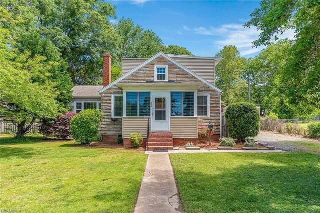 33 W Lamington Rd, Hampton, VA 23669 (#10376807) :: Team L'Hoste Real Estate