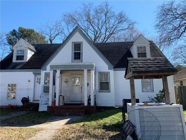 118 Baldwin Ave, Portsmouth, VA 23702 (#10376808) :: Atlantic Sotheby's International Realty