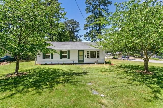 307 Pine Grove Ave, Hampton, VA 23669 (#10376827) :: Rocket Real Estate
