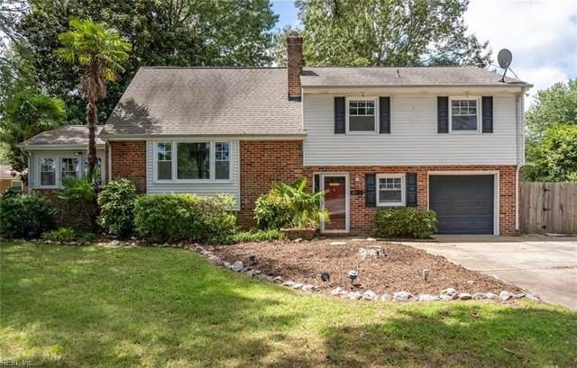2301 Plantation Dr, Virginia Beach, VA 23454 (MLS #10376837) :: Howard Hanna Real Estate Services