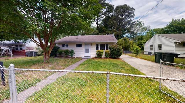 1927 Kensington Dr, Hampton, VA 23663 (#10376863) :: Rocket Real Estate