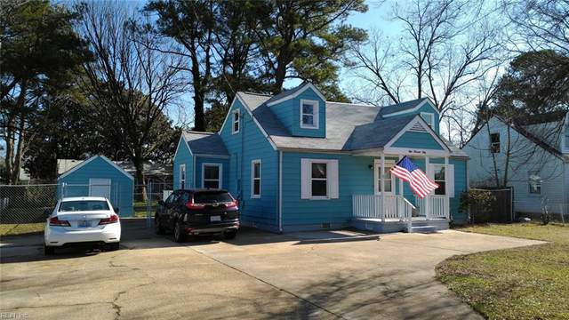 8050 Chesapeake Blvd, Norfolk, VA 23518 (#10376866) :: Kristie Weaver, REALTOR