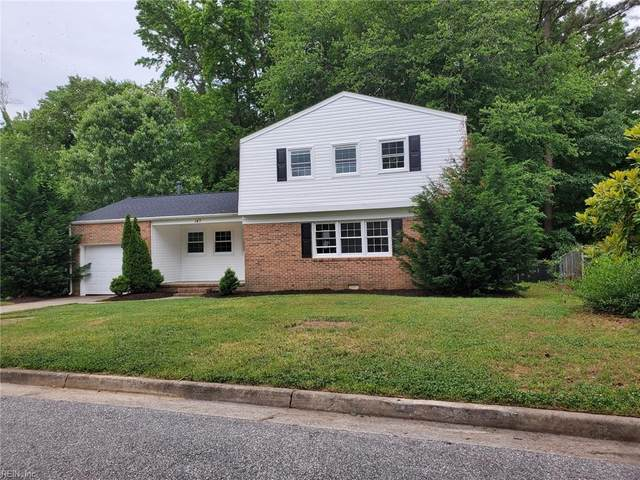 147 Linbrook Dr, Newport News, VA 23602 (#10376878) :: Berkshire Hathaway HomeServices Towne Realty