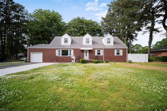 1401 Freeman Ave, Chesapeake, VA 23324 (#10376886) :: Rocket Real Estate