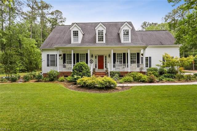 22462 James River Dr, Isle of Wight County, VA 23314 (#10376894) :: RE/MAX Central Realty