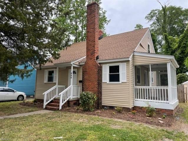 220 Wythe Pw, Hampton, VA 23661 (MLS #10376898) :: AtCoastal Realty