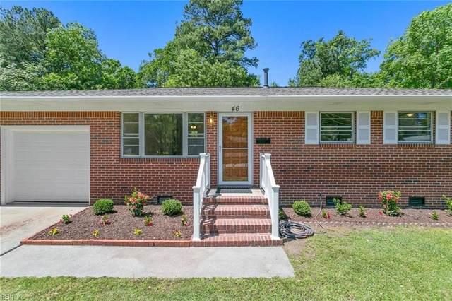 46 Cornwall Ter, Hampton, VA 23666 (#10376899) :: Berkshire Hathaway HomeServices Towne Realty